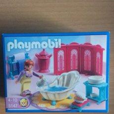 Playmobil: PLAYMOBIL 5147. BAÑO. CASA DE BANHO. ALEMANIA. 2011. Lote 105733323