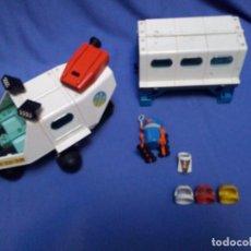 Playmobil: LOTE FAMO SPACE DE PLAYMOBIL FAMOBIL INCLUYE ROBOT MAS MODERNO TODO LO QUE SE VE EN LA IMAGEN.. Lote 106582007