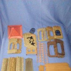 Playmobil: LOTAZO UNICO EN TC PLAYMOBIL MEDIEVAL CASTILLO GRANJA Y TORRE VER IMÁGENES OPORTUNIDAD COMPLETISIMO. Lote 106582947