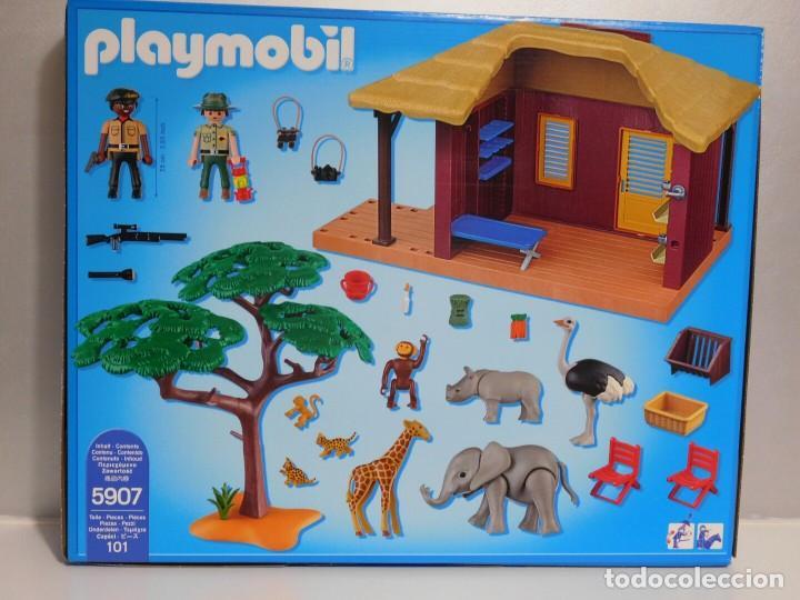 Playmobil 4826 Oambati Station Playmobil Dschungel