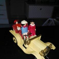 Playmobil: PLAYMOBIL COCHE VICTORIANO CON FALTAS. Lote 114731112
