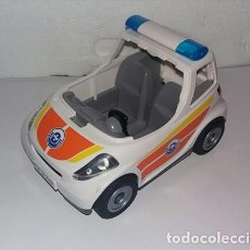 Playmobil: AUTOMOVIL POLICIA O SEGURIDAD GRANDE PLAYMOBIL. Lote 106980727