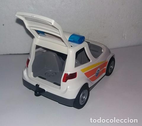 Playmobil: AUTOMOVIL POLICIA O SEGURIDAD GRANDE PLAYMOBIL - Foto 2 - 106980727