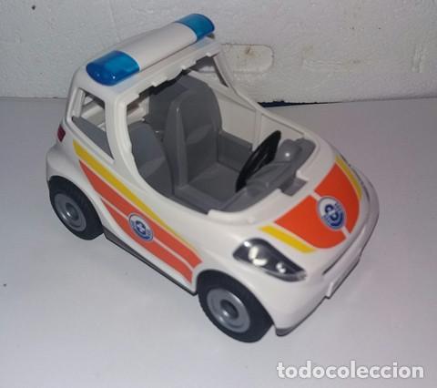 Playmobil: AUTOMOVIL POLICIA O SEGURIDAD GRANDE PLAYMOBIL - Foto 3 - 106980727