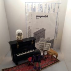 Playmobil: PIANISTA SERIE ROSA REFERENCIA 5551. Lote 107066980