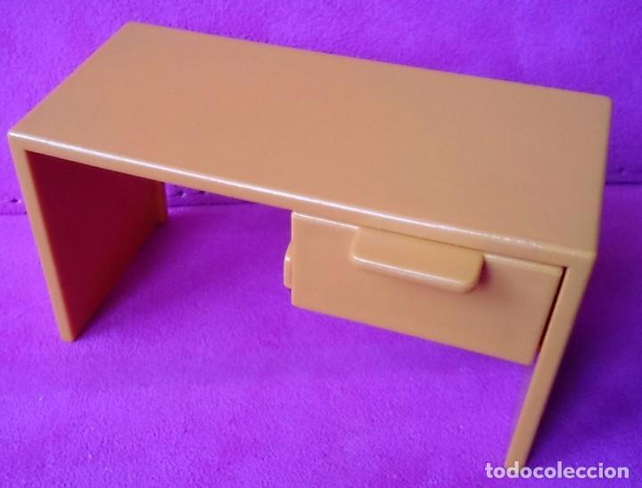 playmobil mesa oficina color mostaza - Comprar Playmobil en ...