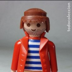 Playmobil: PLAYMOBIL NAUFRAGO PIRATA ISLA (ZCETA). Lote 107381283