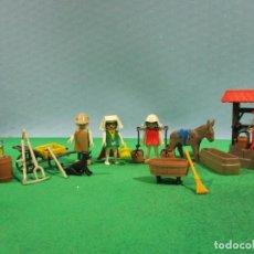 Playmobil: PLAYMOBIL-REF-3487-MEDIEVAL-ARLEQUIN-BUFON-POZO-COMPLETO-1ª EPOCA-(MANOS FIJAS). Lote 107674163