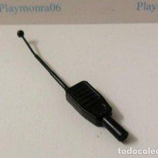 Playmobil: PLAYMOBIL C020 ACCESORIO WALKIE TALKIE 1ª EPOCA POLICIA BOMBEROS IDEAL COMPLETAR FIGURA. Lote 118379391