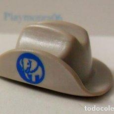 Playmobil: PLAYMOBIL C043 SOMBRERO ALA OESTE CAZADOR SAFARI IDEAL COMPLETAR FIGURAS. Lote 107693267