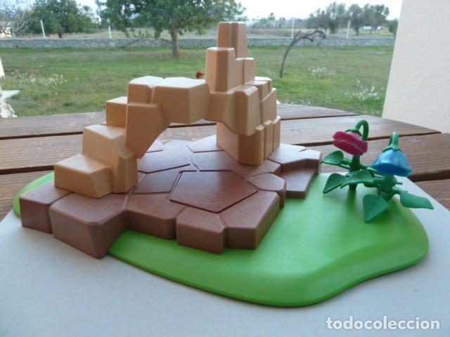 ESCENARIO, DIORAMA ROCA. REF.5447 PLAYMOBIL (Juguetes - Playmobil)