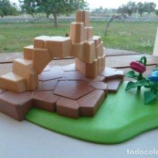 Playmobil: ESCENARIO, DIORAMA ROCA. REF.5447 PLAYMOBIL. Lote 107693343