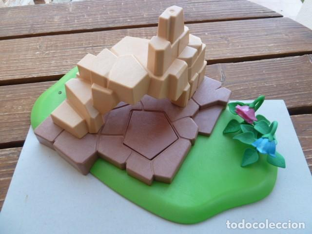 Playmobil: Escenario, Diorama Roca. Ref.5447 Playmobil - Foto 3 - 107693343