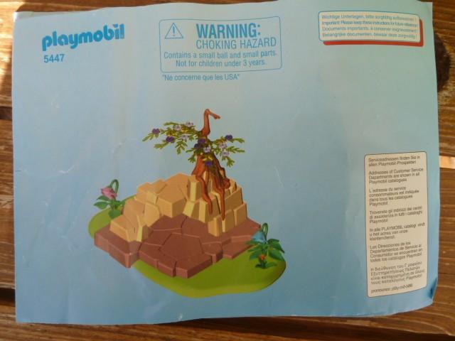Playmobil: Escenario, Diorama Roca. Ref.5447 Playmobil - Foto 4 - 107693343