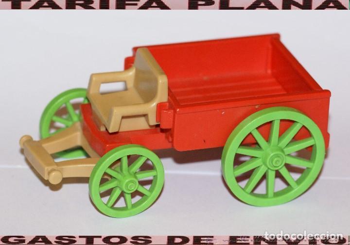 Carro Carreta De Playmobil Usado Tal Y Como Comprar Playmobil En