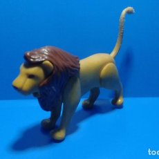 Playmobil: PLAYMOBIL PIEZA LEON LEONES ZOO ANIMALES DECORACION DIORAMA PIEZAS. Lote 108859699