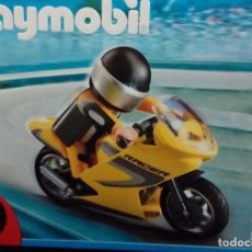 Playmobil: PLAYMOBIL MOTO RACER. Lote 109043859