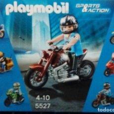 Playmobil: PLAYMOBIL MOTO. Lote 109043947