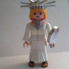 Playmobil: PLAYMOBIL AFRODITA DIOSA GRIEGA DE LA BELLEZA DIOSES GRIEGOS DIOS ZEUS ATENEA. Lote 174325379