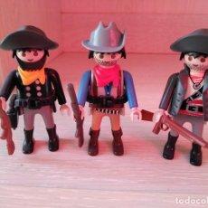Playmobil: PLAYMOBIL, LOTE, OESTE, WESTERN, NORDISTAS, SUDISTAS, MILICIA, VAQUEROS, SOLDADOS, CUSTOM. Lote 110046879