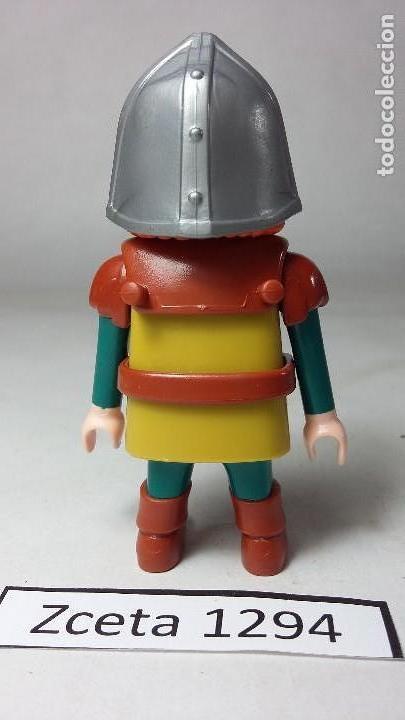 Playmobil: PLAYMOBIL FIGURA ENANO GUERRERO MEDIEVAL (ZCETA) - Foto 2 - 109110003