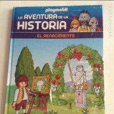 Playmobil: PLAYMOBIL LIBRO HISTORIA EL RENACIMIENTO RAREZA PIEZAS. Lote 109176687
