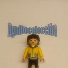Playmobil: PLAYMOBIL NIÑA EQUITACIÓN CABALLO CIUDAD. Lote 109441954