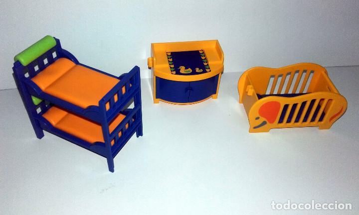 habitacion niños playmobil muebles cama litera - Comprar Playmobil ...