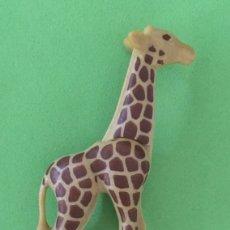 Playmobil: PLAYMOBIL MEDIEVAL JIRAFA CRIA ZOO SABANA CIRCO ANIMALES LD31. Lote 109589806