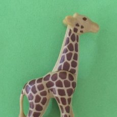 Playmobil: PLAYMOBIL MEDIEVAL JIRAFA CRIA ZOO SABANA CIRCO ANIMALES LD31. Lote 109589987