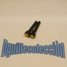 Playmobil: PLAYMOBIL LINTERNAS POLICIA LADRON CACO. Lote 109730468
