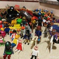 Playmobil: ¡¡ PLAYMOBIL ¡¡ EL MEJOR LOTE DEL AÑO .MÁS 500 PIEZAS MUÑECOS, ACCESORIOS Y CABALLOS. AÑOS 70 80 90. Lote 109885955