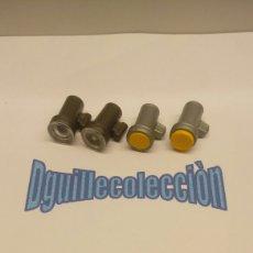 Playmobil: PLAYMOBIL 4 LINTERNAS POLICIA LADRON. Lote 110168202