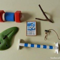 Playmobil: PLAYMOBIL SET 4185 ADIESTRAMIENTO DE CABALLOS RIDING STABLES DRESSAGE HÍPICA INCOMPLETO. Lote 110397775