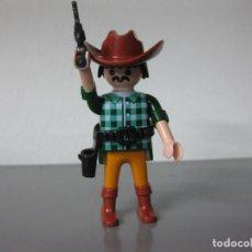 Playmobil: PLAYMOBIL PISTOLERO OESTE PISTOLA Y CARTUCHERA VAQUERO. Lote 110441963