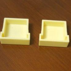Playmobil: PLAYMOBIL CAJONES CARRITO ECOGRAFIA, ESPIAS, AGENTES SECRETOS. Lote 106999747
