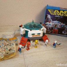 Playmobil: ANTIGUA CAJA 3536 FAMOBIL SYSTEM PLAYMOBIL FAMO SPACE BASE ESPACIAL NAVE ESTACION FAMOSA 1980. Lote 111824867