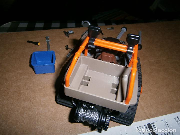 Playmobil: coche oruga playmobil - Foto 2 - 112041883