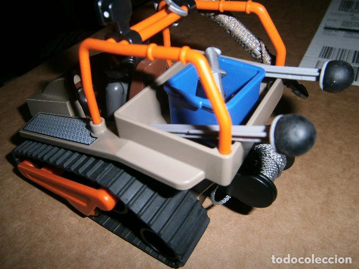 Playmobil: coche oruga playmobil - Foto 4 - 112041883