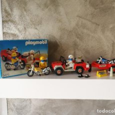 Playmobil: COCHE Y MOTOS PLAYMOBIL REFERENCIA 3478. Lote 112048299