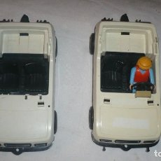 Playmobil: COCHES PLAYMOBIL AÑO 1976. Lote 112049895