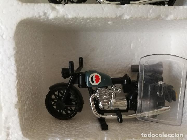 Playmobil: CAJA FAMOBIL REFERENCIA 3401 POLICÍA MOTOS PLAYMOBIL - Foto 11 - 112050631