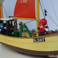 Playmobil: PLAYMOBIL BARCO PESQUERO SUSANNE REF. 3551 (1983). Lote 112164075