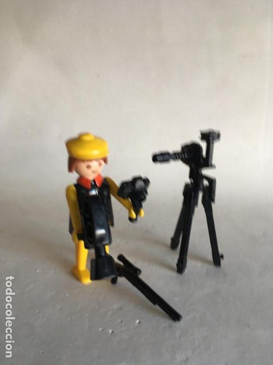Playmobil: PLAYMOBIL - FAMOBIL 3302 - CÁMARA SAFARI CAZADOR - SIN CAJA - Foto 4 - 112241591