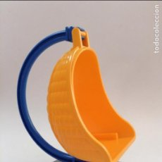Playmobil: PLAYMOBIL CAMA HABITACION CASA VICTORIANA 5300 VICTORIANO VARIOS PLAYMOBIL COLUMPIO MECEDORA JARDIN . Lote 112270687