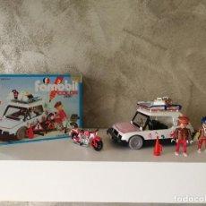 Playmobil: COCHE FAMOBIL COLOR 3680 EN CAJA. Lote 112424735