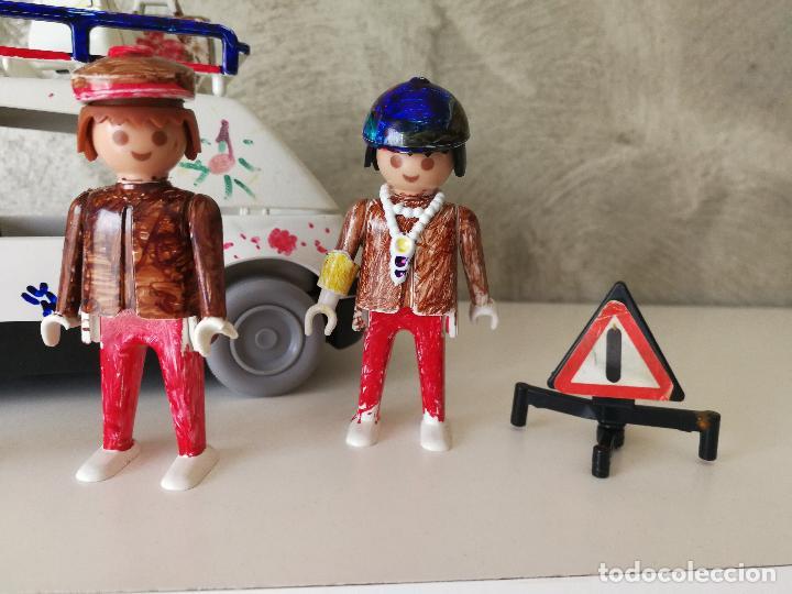 Playmobil: COCHE FAMOBIL COLOR 3680 EN CAJA - Foto 2 - 112424735