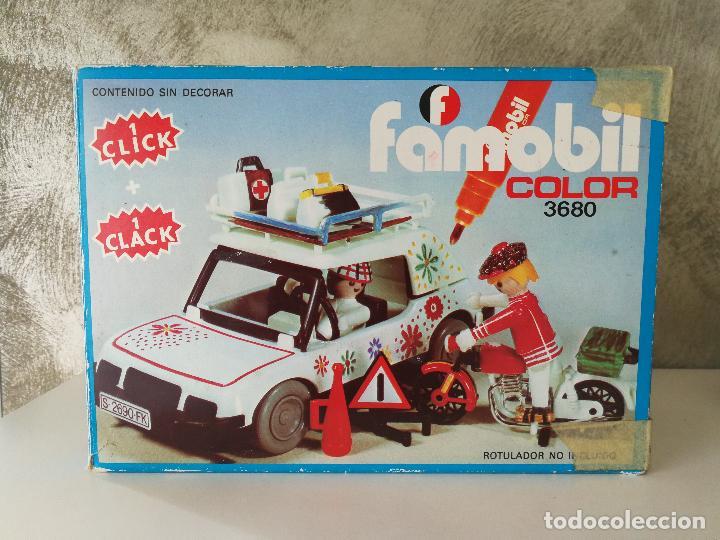 Playmobil: COCHE FAMOBIL COLOR 3680 EN CAJA - Foto 14 - 112424735