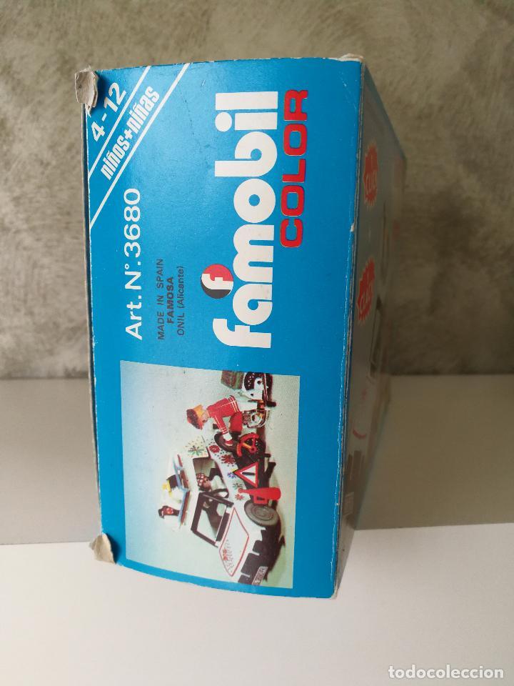 Playmobil: COCHE FAMOBIL COLOR 3680 EN CAJA - Foto 15 - 112424735