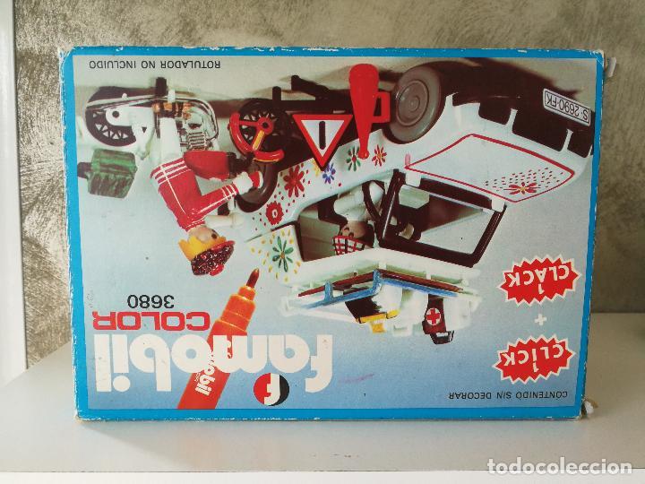 Playmobil: COCHE FAMOBIL COLOR 3680 EN CAJA - Foto 16 - 112424735